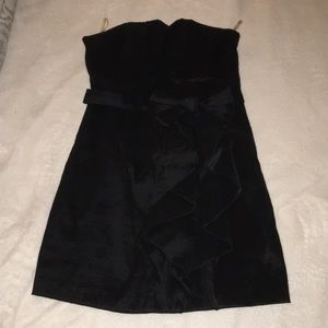 Poetry Clothing black cocktail dress size L